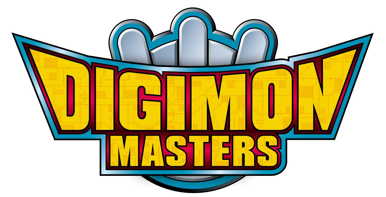 Digimon Masters Logo